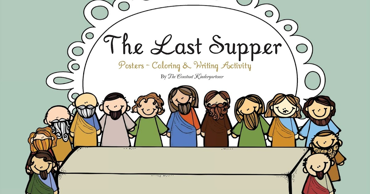 Different Accounts of the Last Supper
