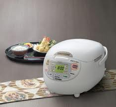 Zojirushi Rice Cooker NS-ZCC10