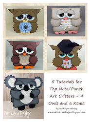 Top Note/Punch Art Critters