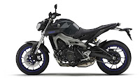 Yamaha MT-09 2014 Motor Malaysia