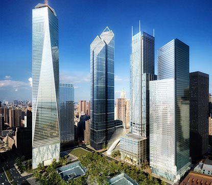 Novo WTC - Nova York