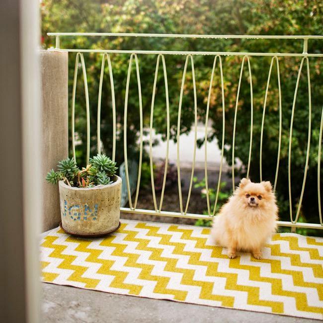 Maquilla tu casa alfombras de exterior una interesante - Alfombras para terrazas ...