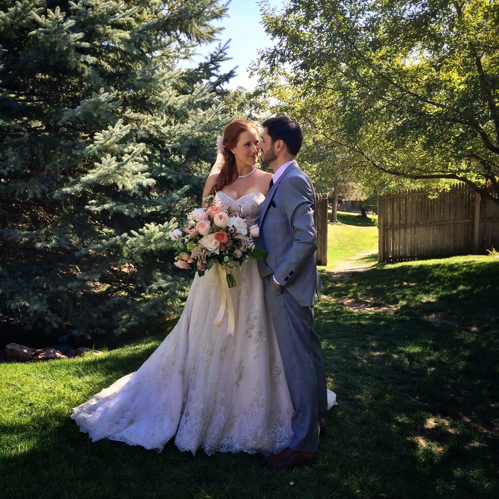 Wedding Castle Cliff Estate Colorado Jessica and Jonathan