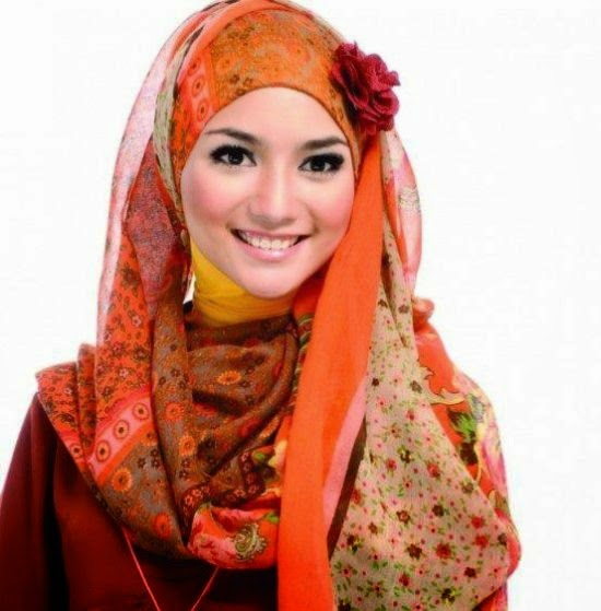 jilbab rumana