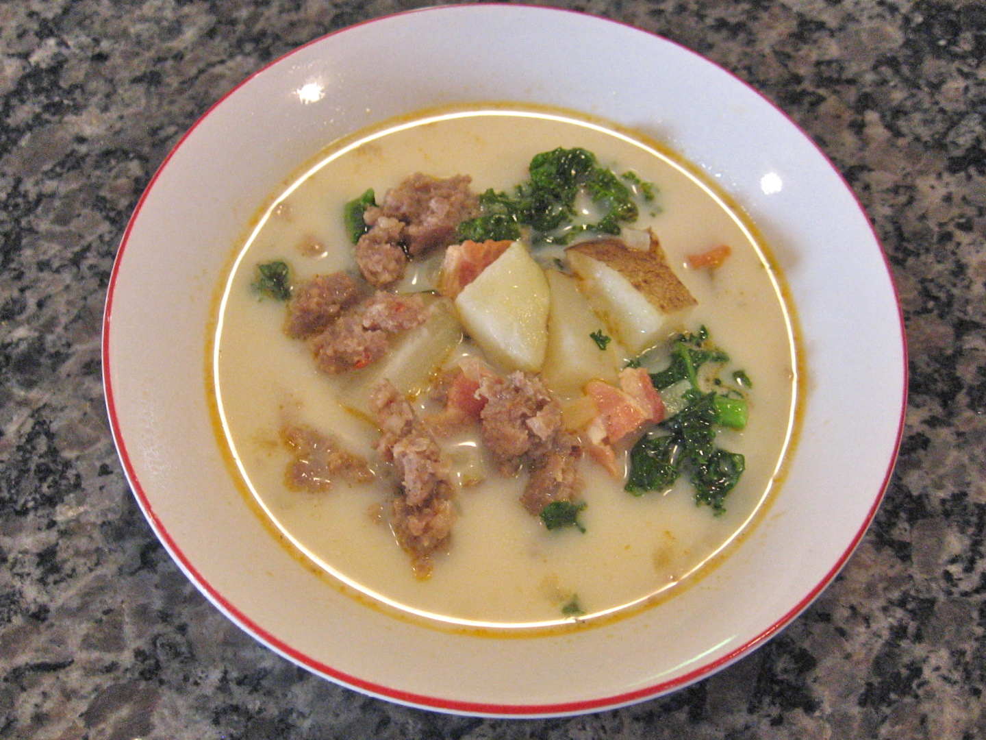 Cooking with Mandy: Zuppa Toscana Soup