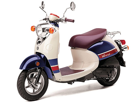 2014 Yamaha Vino Classic Scooter pictures , 480x360 pixels