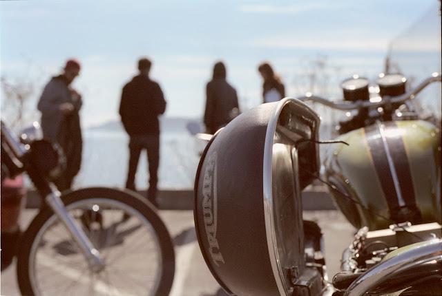 Michael Schmidt Photography Motorcycles Triumph Chopper