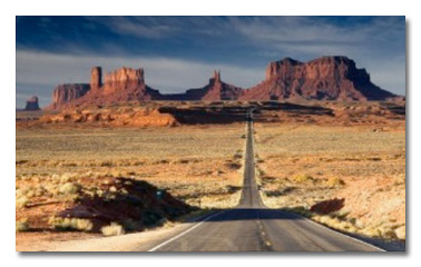 Tracer un chemin dans une landing page