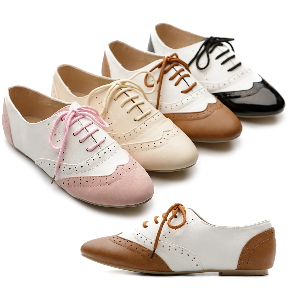 Popular Oxford Shoes Are The Most Formal Dress Shoe Available They Pair Happily With Tuxedos  Most Commonly Associated With Young Women In Poodle Skirts