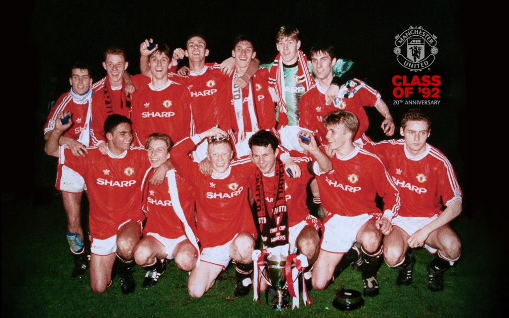 Kisah Class of 1992 Golden Generation Manchester United