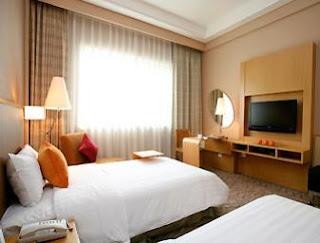 Habitación Hotel Novotel Beijing Xin Qiao Pekín