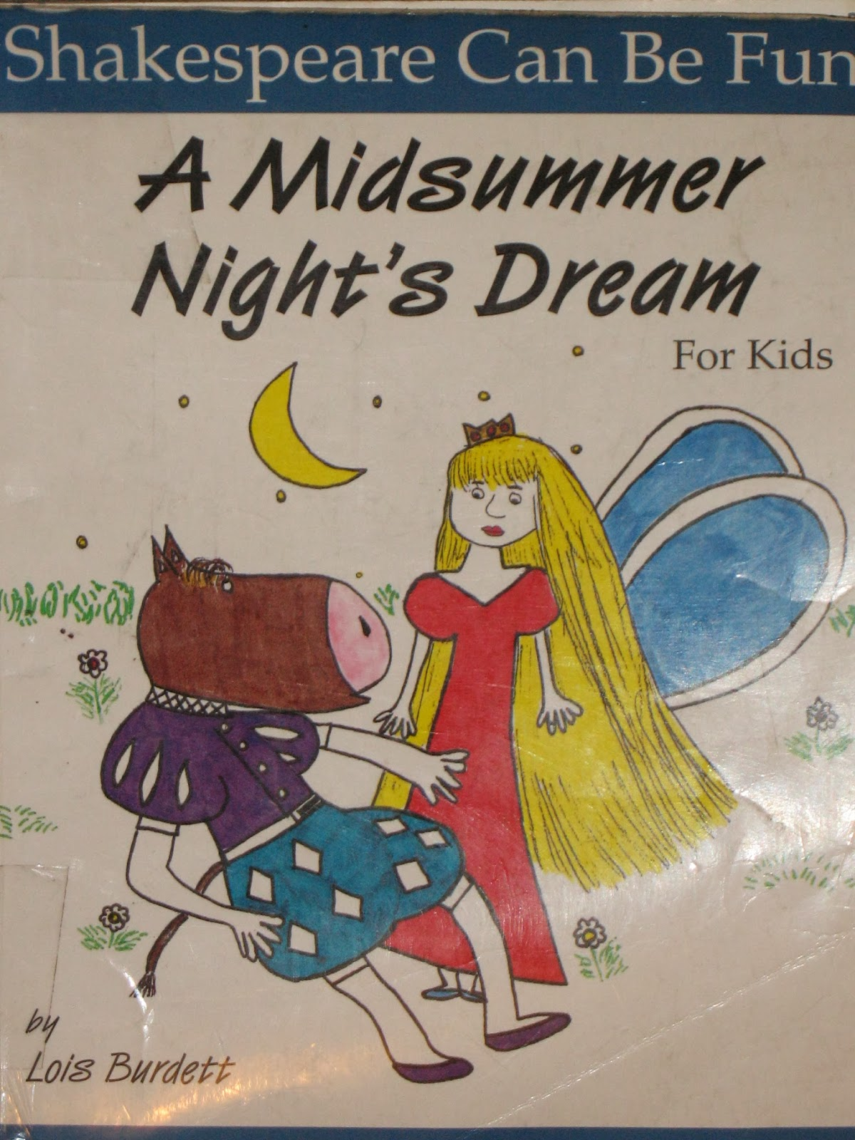 an analysis of a midsummer nights dream by shakespeare Need help with act 3, scene 1 in william shakespeare's a midsummer night's dream check out our revolutionary side-by-side summary and analysis.