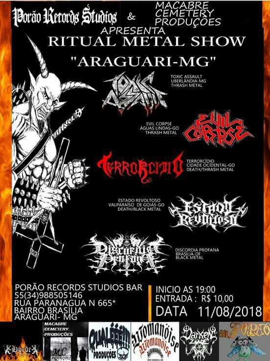 Ritual Metal Show