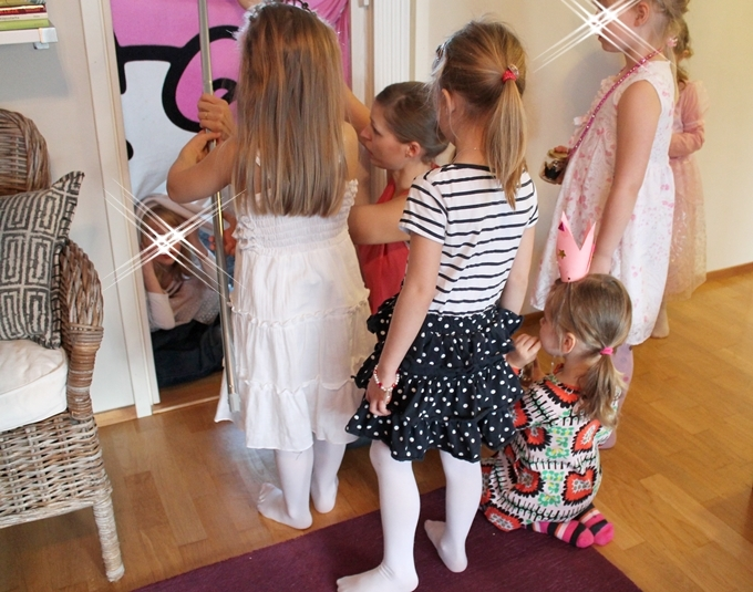 ohjelma lastenjuhliin synttäriohjelma