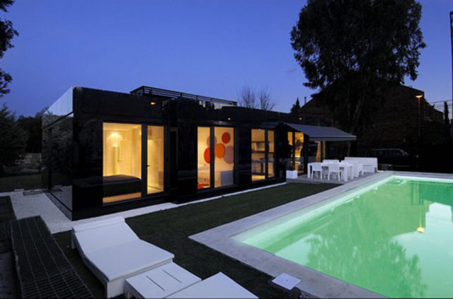 Bijna Perfect Huis : Moderne woning ideeën modulair huis exterieur ontwerpen