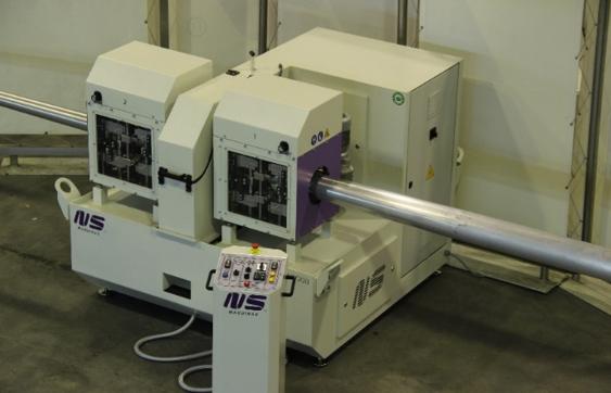 MLW200 TC Conic Tubes polishing machine