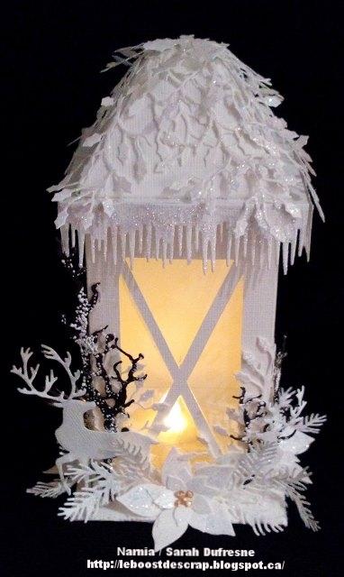 ah la carte le blog une lanterne de no l. Black Bedroom Furniture Sets. Home Design Ideas