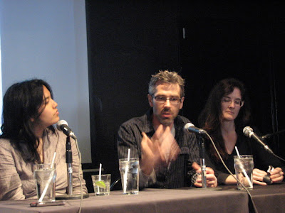 comics discussion at the pilot in toronto during TCAF