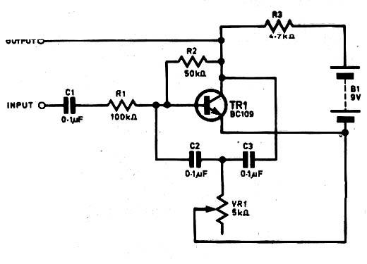 circuito guitarra electrica  circuitos de efecto para