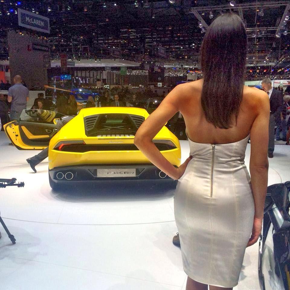 Autos y Chicas