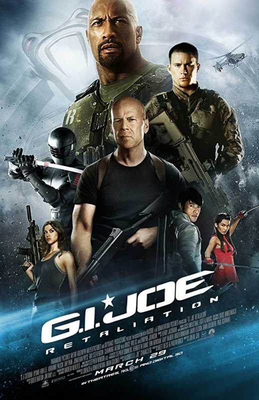 G I  Joe Retaliation 2013 720p Esub BluRay  Dual Audio English Hindi GOPISAHI