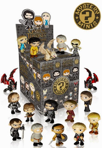 Game of Thrones Mystery Minis Blind Box Series 2 by Funko