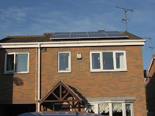 Solar Panel System Sheffield installation