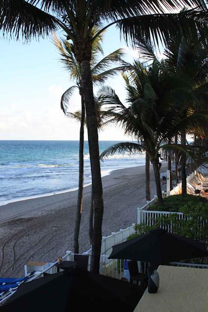 Der Strand des Sun Tower Hotel & Suites in Fort Lauderdale © Copyright Monika Fuchs, TravelWorldOnline