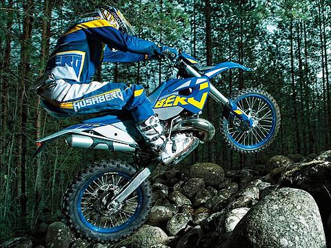 Gambar Motor 2011 HUSABERG TE 300 -