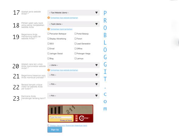 Cara Mendaftar dan Menghasilkan Uang Dari Program Afiliasi / Affliate Lazada