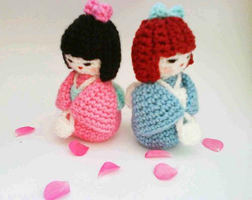 Amigurumi June Gilbank : amigurumi crochet patterns-Knitting Gallery