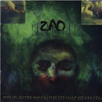Zão - The Splinter Shards the Birth of Separation 1997