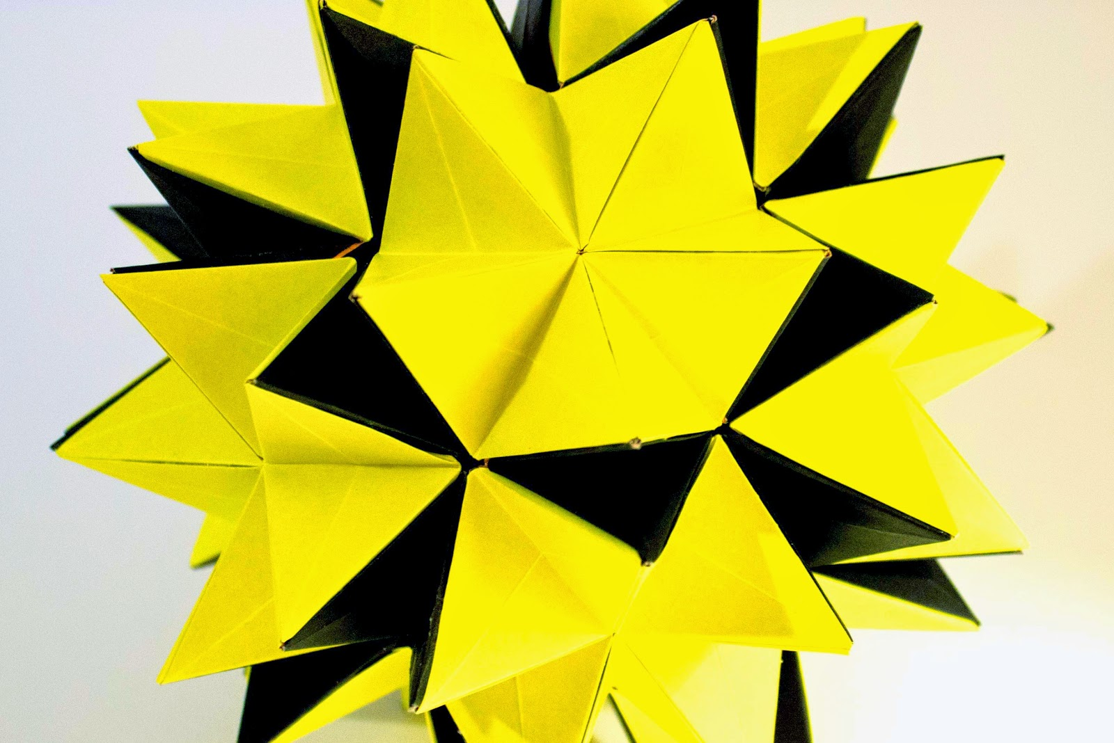 Will Fold For Paper Revealed Flowerpopup Star Design By