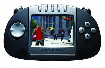 Gizmondo, 2005