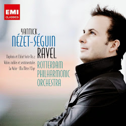 Ravel dirigé par Yannick Nézet-Séguin