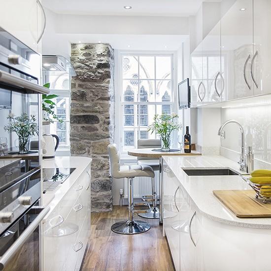 Small And Cozy Kitchen Ideias De Fim De Semana: *Decoração E Invenção