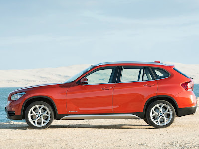 2013 BMW X1 Review and Pictures