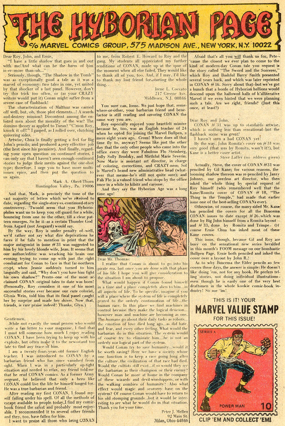 Conan the Barbarian (1970) Issue #36 #48 - English 22