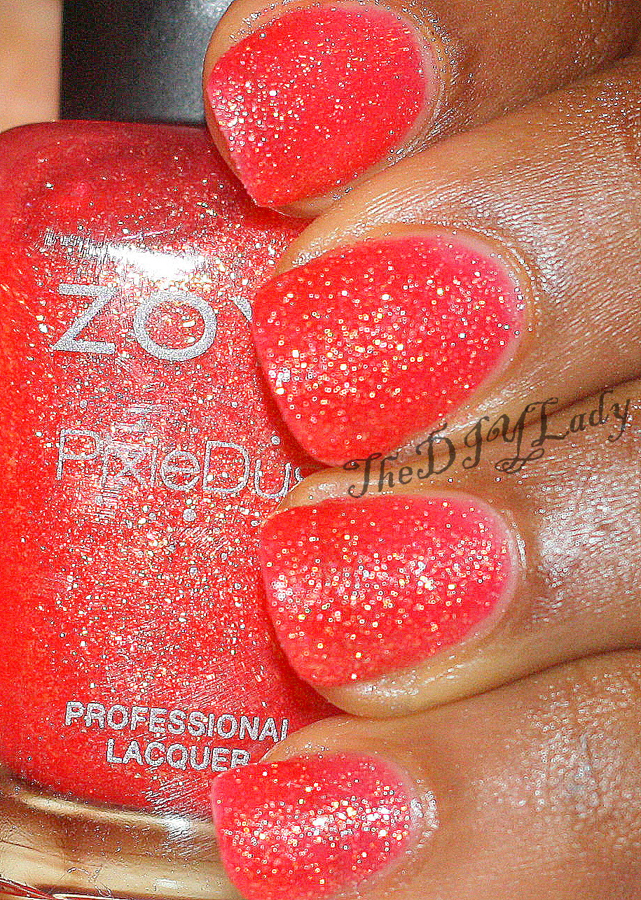 The Do It Yourself Lady: Swatches, Review & Nail Art: Zoya - Summer ...