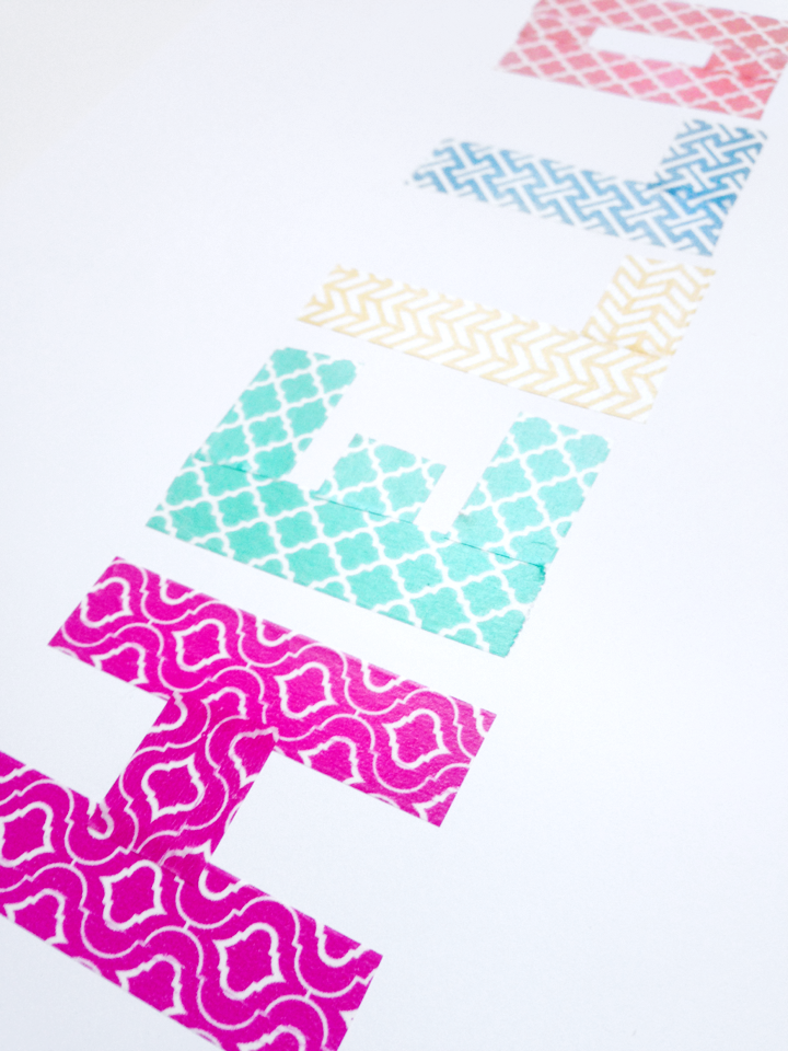 Design Fixation 4 Fun Ways To Use Washi Tape