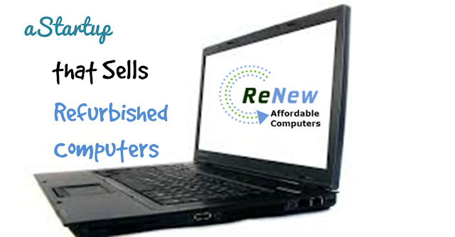 used pc online india Startup that sells refurbished computer
