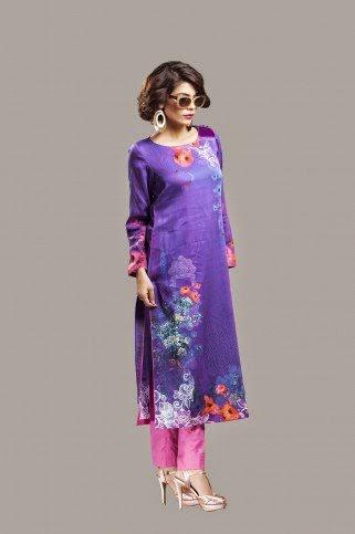Kayseria Eid Dresses 2014