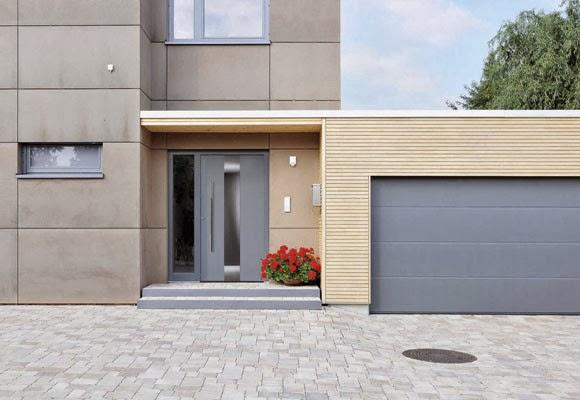 Marzua puertas de entrada de aluminio for Puertas de entrada principal minimalistas