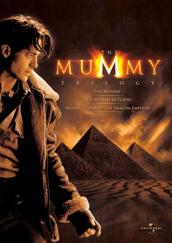 The mummy (La momia) (1999) Español Latino