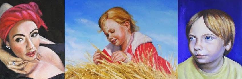 Agnes Preszler pittrice ritrattista