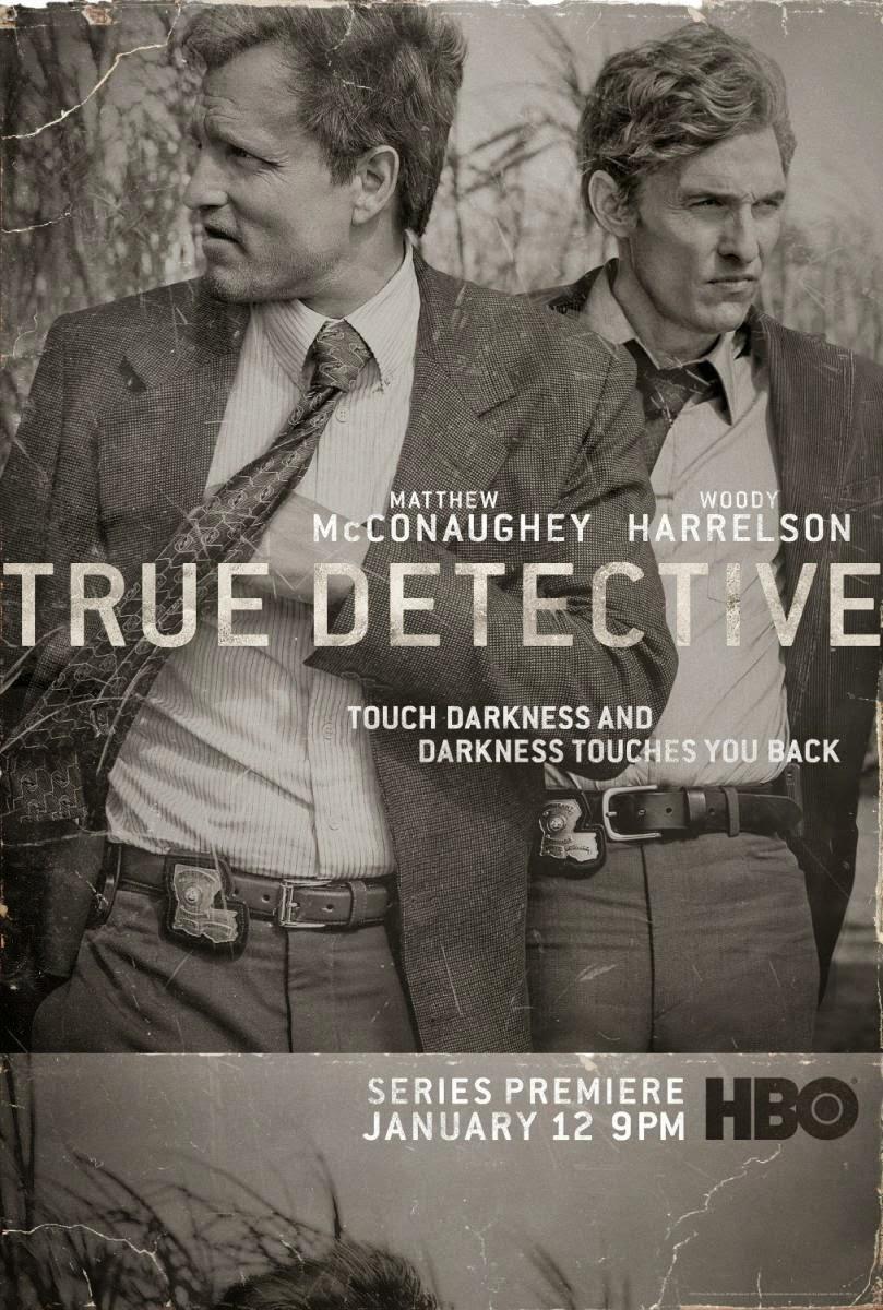 True Detective, el zorro con gafas