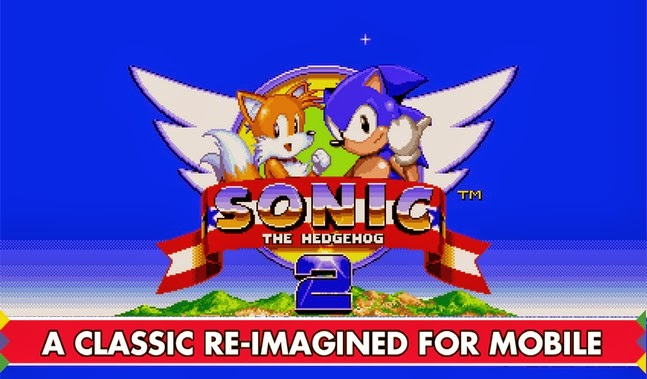 Sonic The Hedgehog android apk - Screenshoot
