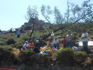 Vuelta a España 2013 an Baiona, Alto da Groba