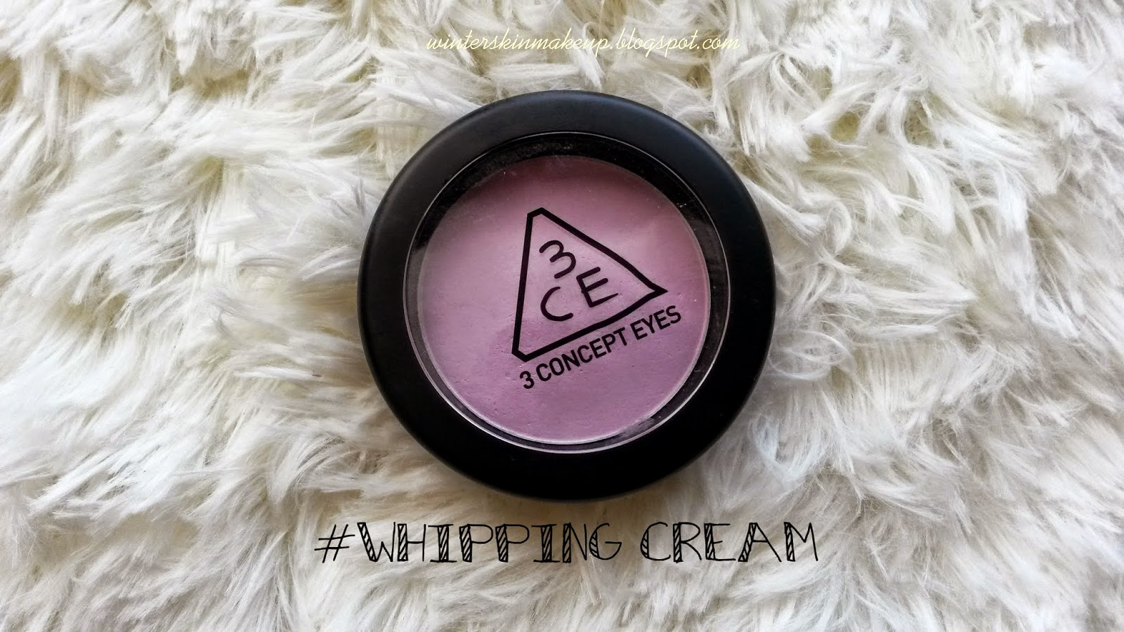 3 CONCEPT EYES Face Blush Whipping Cream Swatches