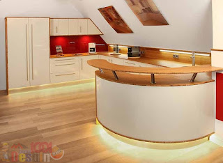 Desain Dapur Rumah di Gading Serpong3